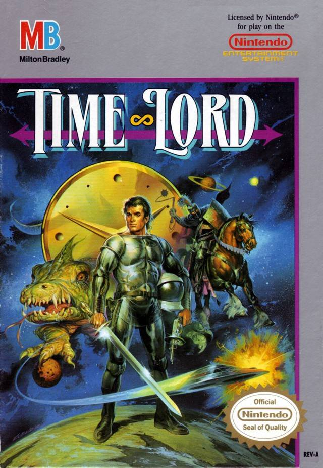 Nes Game Time Travel