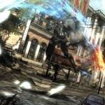 Metal Gear Rising Revengeance battle_kicking_2