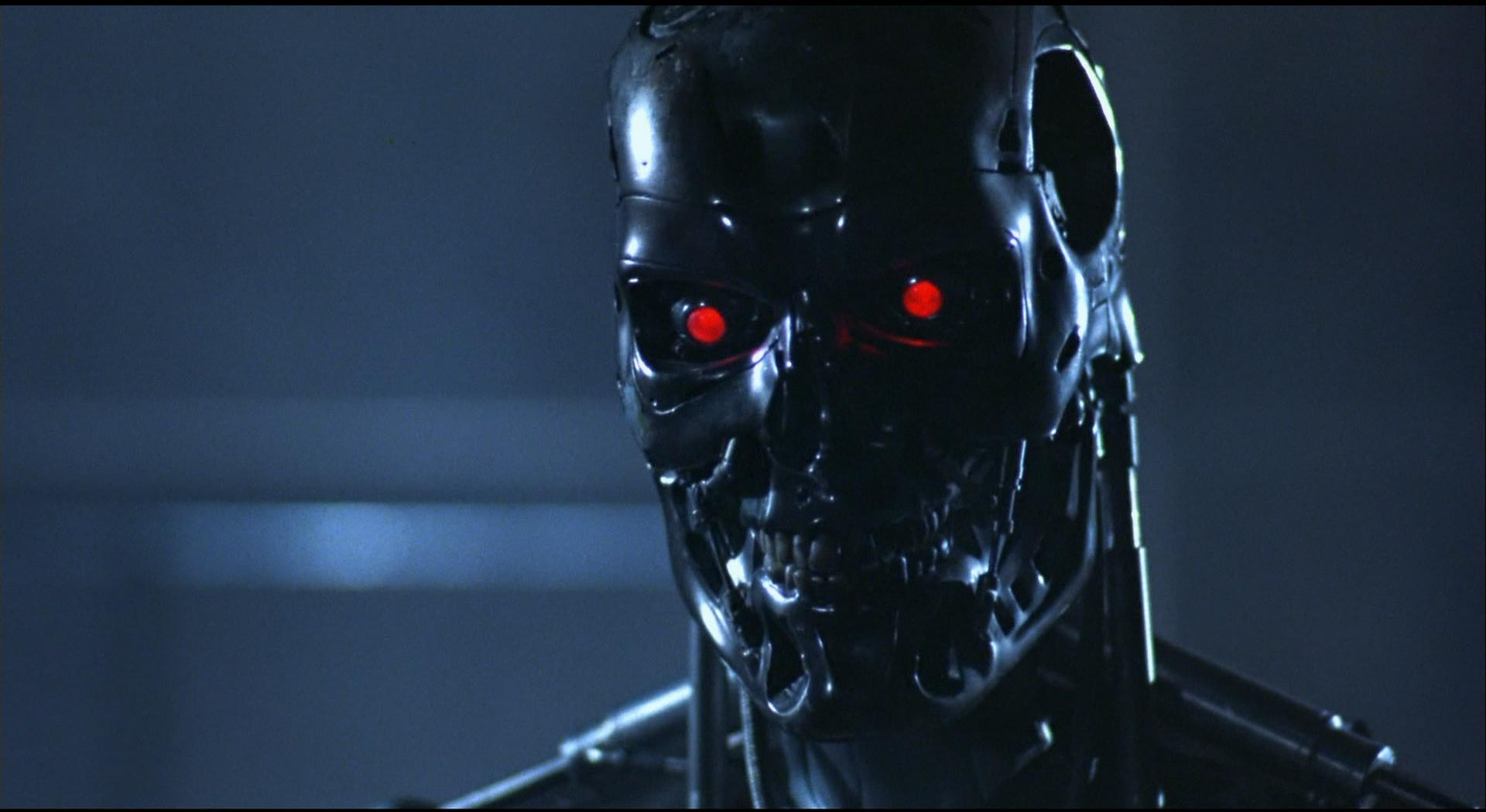 Personajes De La Película The Terminator Antes Y Ahora
