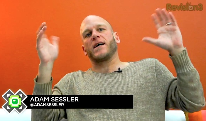 Adam Sessler on Revision 3