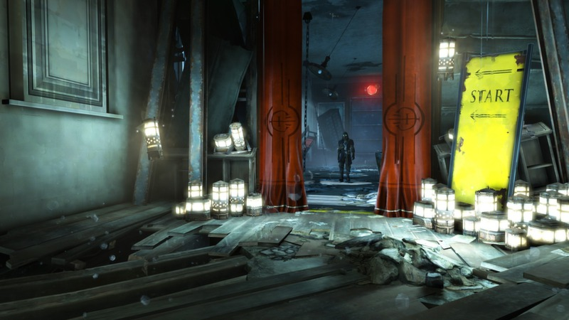 Dishonored Dunwall City Trials screenshot 1