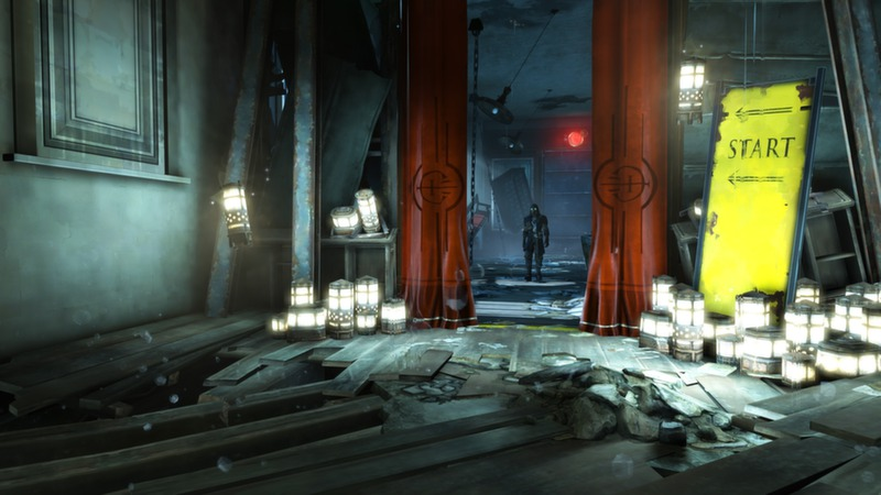 Dishonored Dunwall City Trials screenshot 3