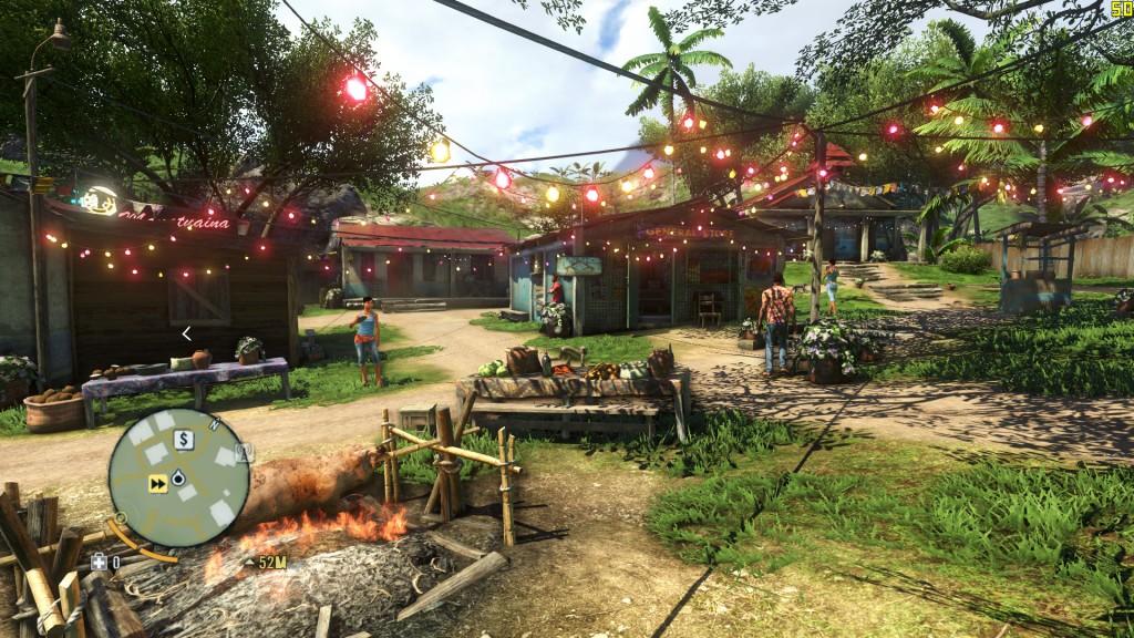 Far Cry 3 Max Settings: Rain In Far Cry 3 Weird Stuff