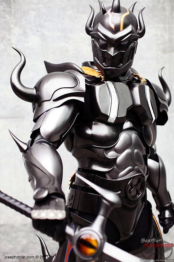 Final Fantasy IV Cecil Dark Knight Cosplay 1