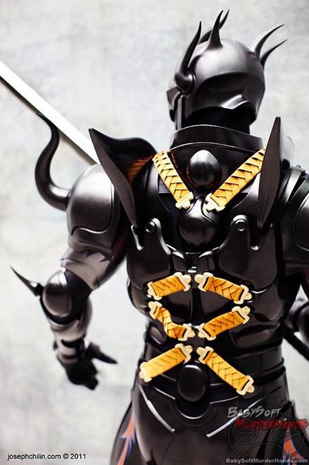 Final Fantasy IV Cecil Dark Knight Cosplay 2