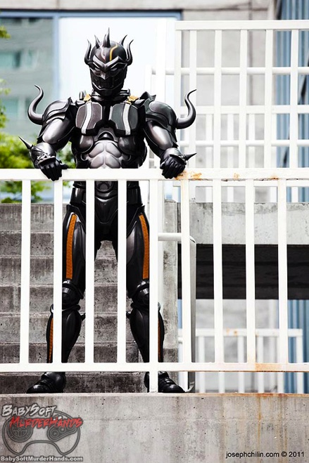 Final Fantasy IV Cecil Dark Knight Cosplay 3
