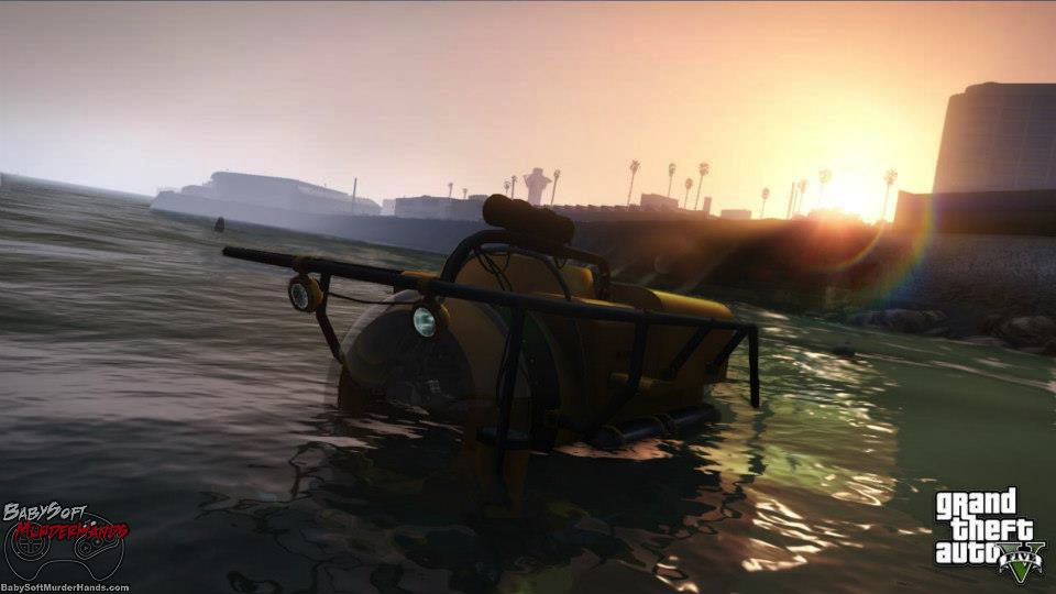 GTA5 Grand Theft Auto V New Screenshot 1
