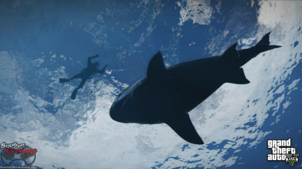 GTA5 Grand Theft Auto V New Screenshot 3