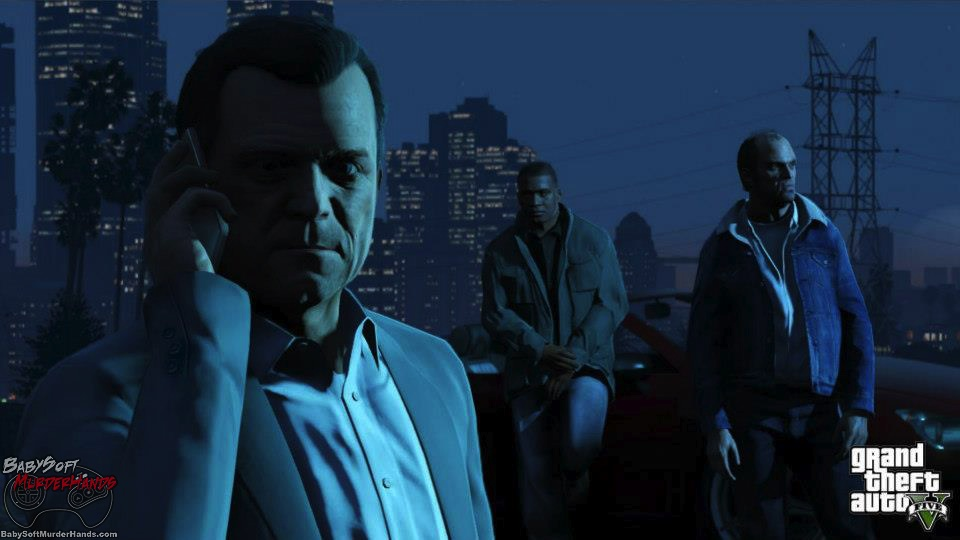 GTA5 Grand Theft Auto V New Screenshot 4