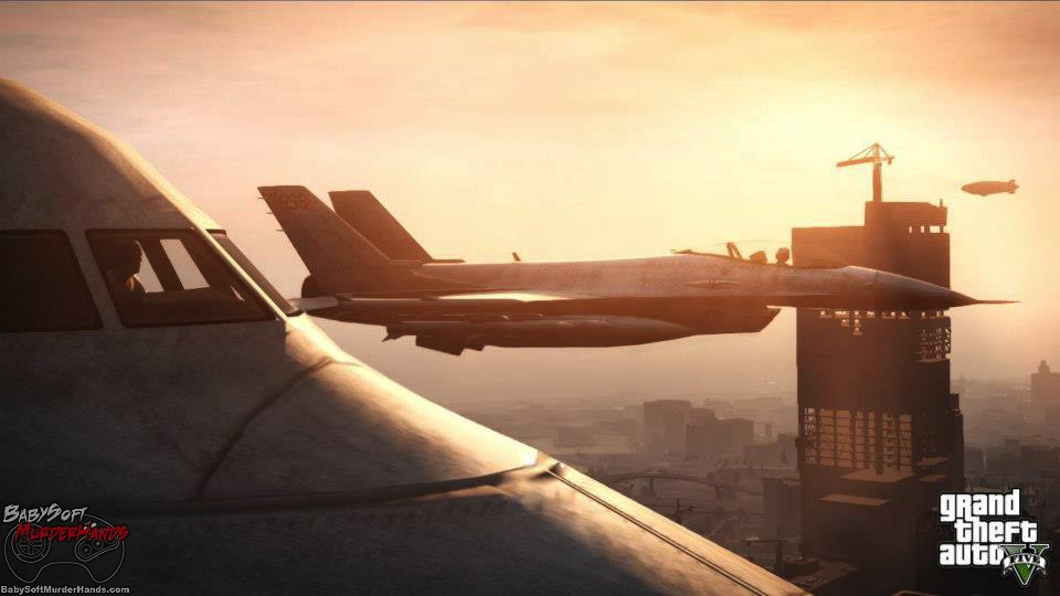 GTA5 Grand Theft Auto V New Screenshot 5