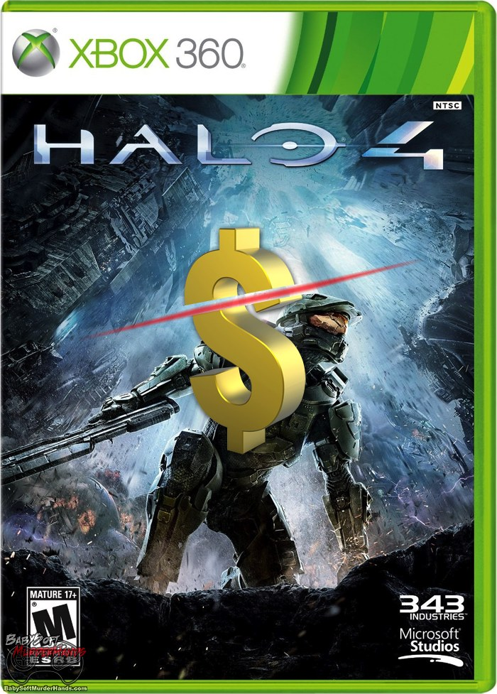 Halo 4 Price Drop