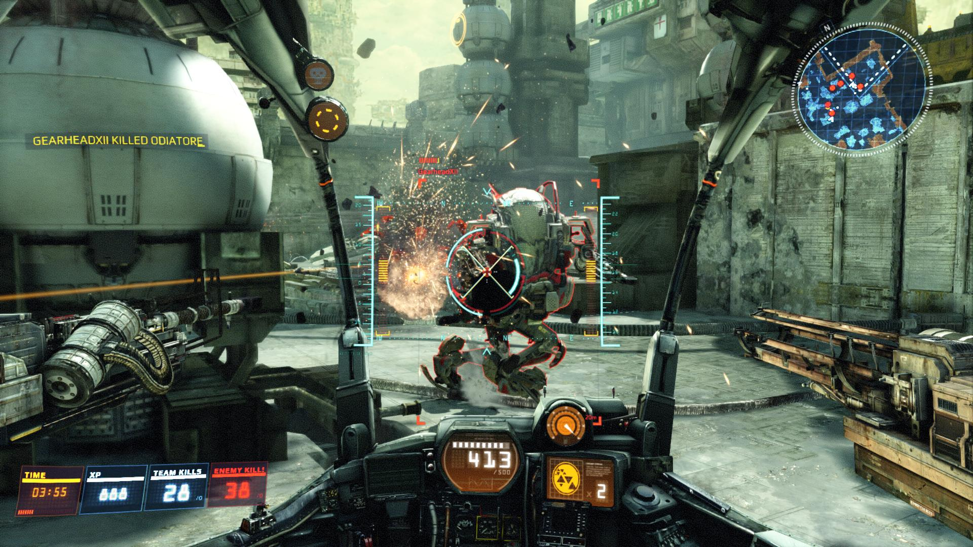 Hawken Public Beta Download Screenshot 4