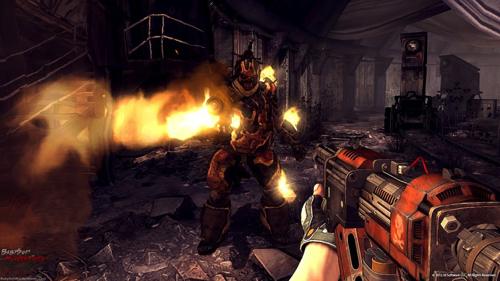 Rage The Scorchers DLC Screenshot 1