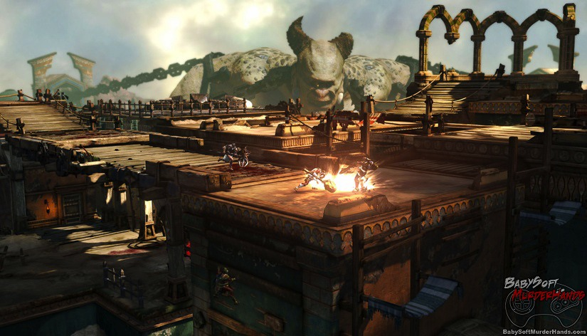 The God of War Ascension Screenshot 6