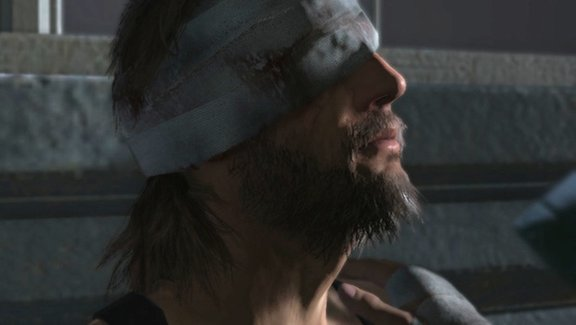 Metal Gear Solid 5: The Phantom Pain Trailer & Screens