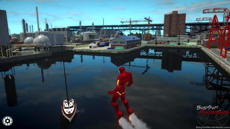 GTA4 Mod Iron Man Script MKIII