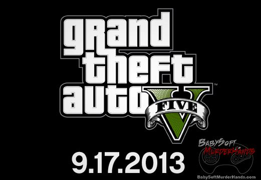 Grand Theft Auto V new release date