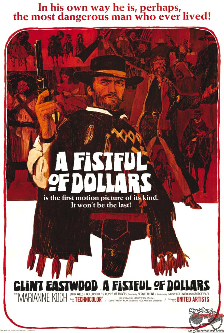 Movies For Gamers A Fistful of Dollars