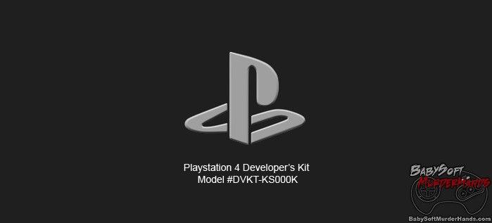 PS4 Dev Kit Specs Sony Orbis Specifications