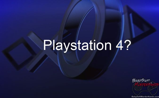 Playstation 4 Official Teaser Sony