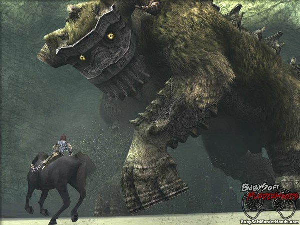 Shadow of the Colossus Film
