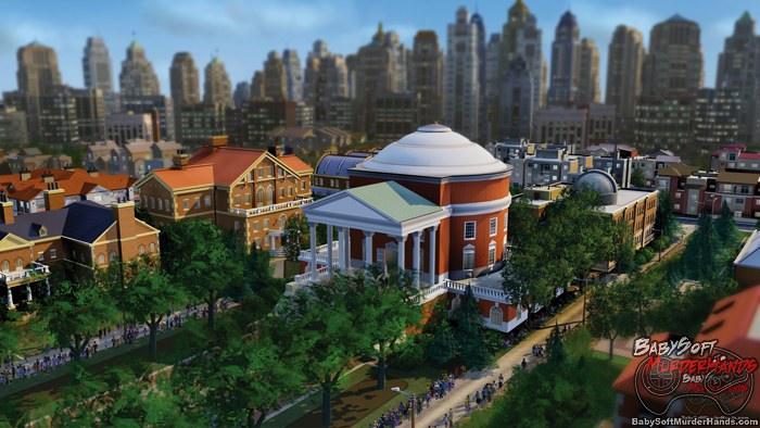 SimCity 2013 Beta