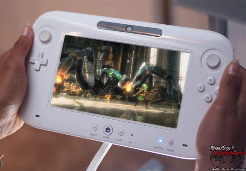 Zelda on Wii U