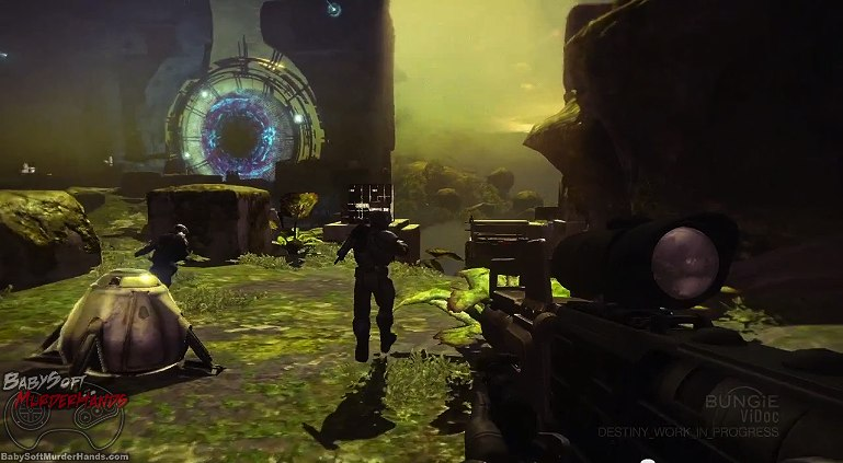 Bungie officially reveals Destiny gameplay screenshot 8