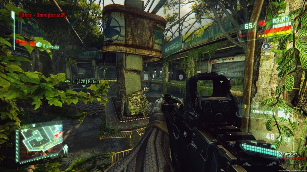 Crysis 3 Max Settings Graphics System Requirements 4