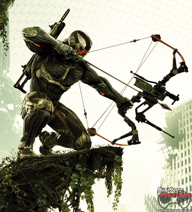 Crysis 3 beta handson