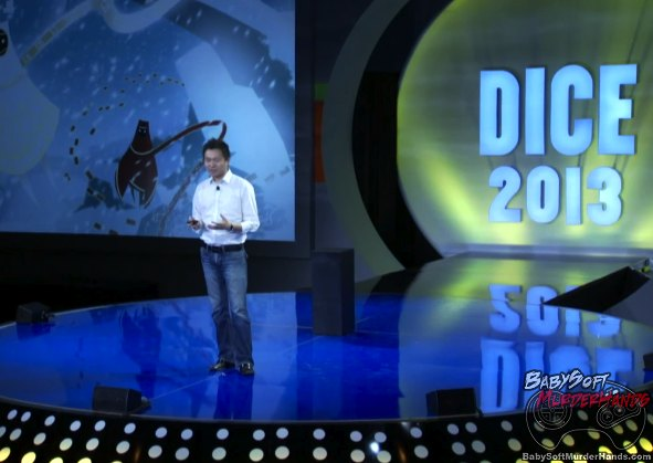 DICE 2013 Journey Creator Jenova Chen Speaks