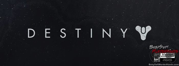 Destiny game logo bungie