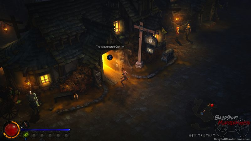 Diablo III on PS4 PS3 screenshot 1