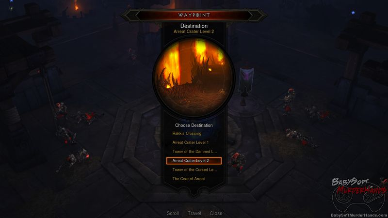 Diablo III on PS4 PS3 screenshot 2