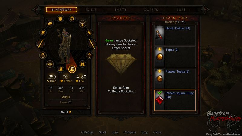 Diablo III on PS4 PS3 screenshot 3