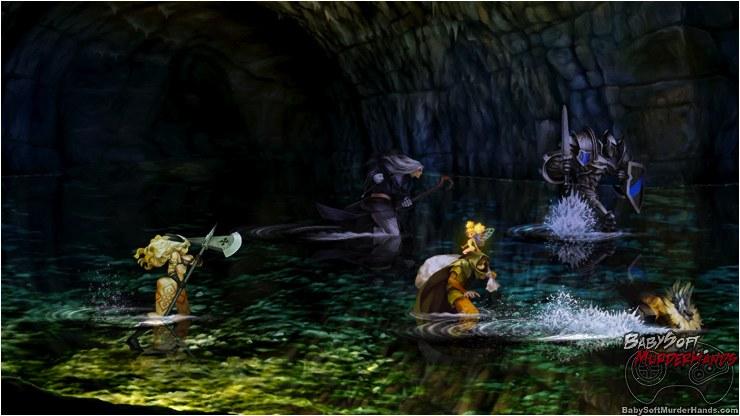 Dragon's Crown Vanillaware Atlus screenshot 3