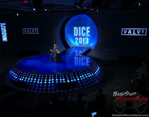 Gabe Newell DICE Keynote 2013