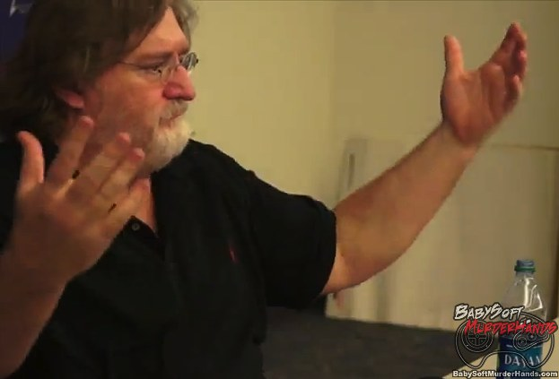Gabe Newell Lectures University of Texas