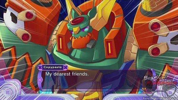 Hyperdimension Neptunia Victory MECHA