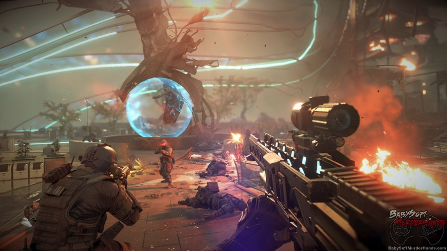 Killzone Shadow Fall trailer screenshots 1