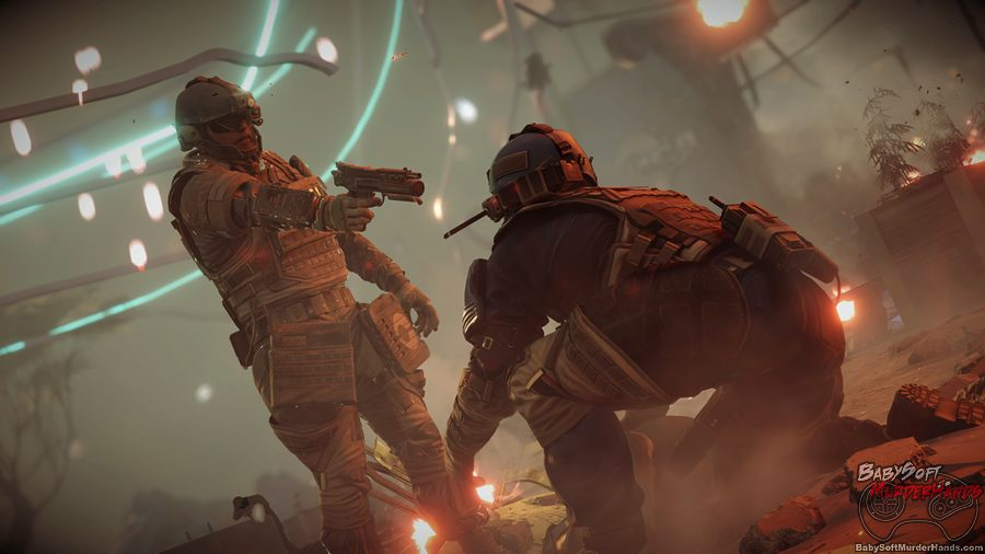 Killzone Shadow Fall trailer screenshots 3