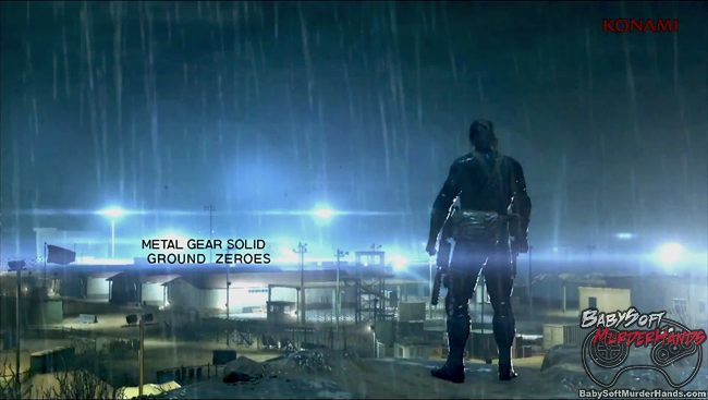 Kojima Productions Job Listing Hints at Metal Gear Solid- Ground Zeroes on PC