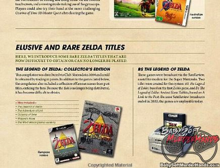 Legend of Zelda- Hyrule Historia is outselling Dr Phil 1