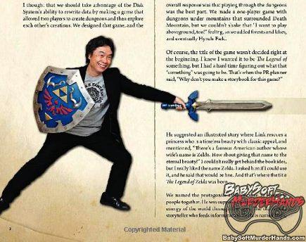 Legend of Zelda- Hyrule Historia is outselling Dr Phil 2