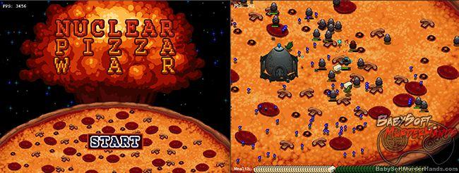 MojangFreeGameNuclear Pizza War