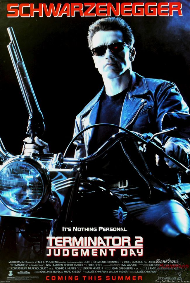 Movies For Gamers Terminator 2 Judgment Day 19912