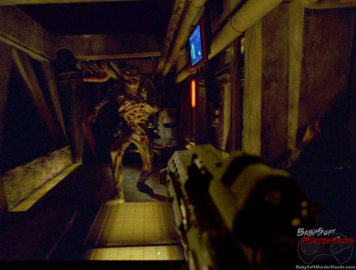 Movies for Gamers Doom Movie Scene