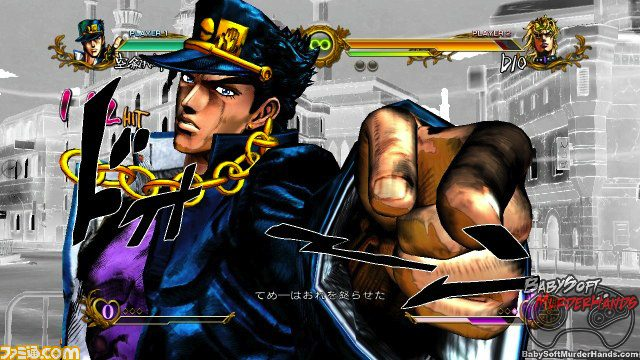New JoJos Bizarre Adventure- All Star Battle trailer + confirmed character list