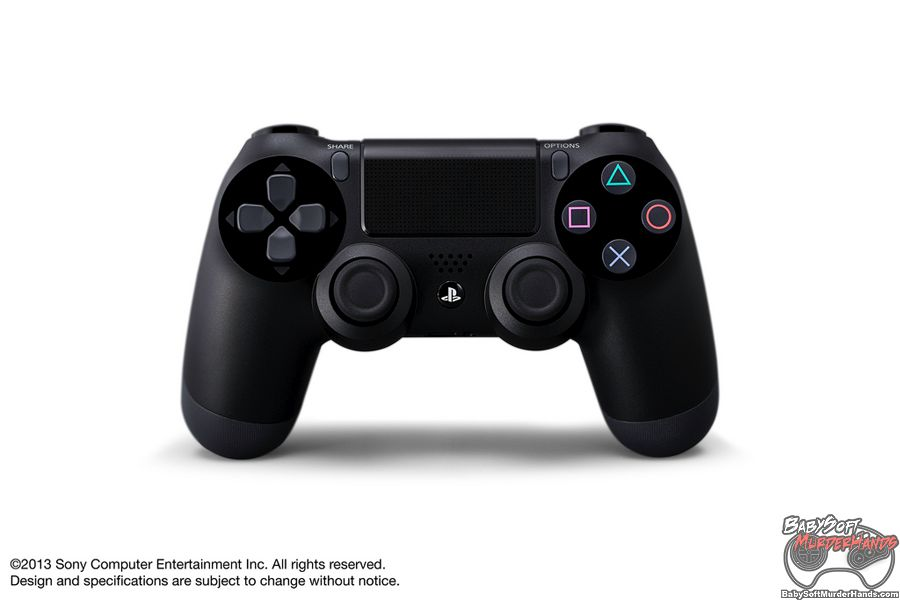 PS4 Dual Shock 4 Controller Playstation Specs 1