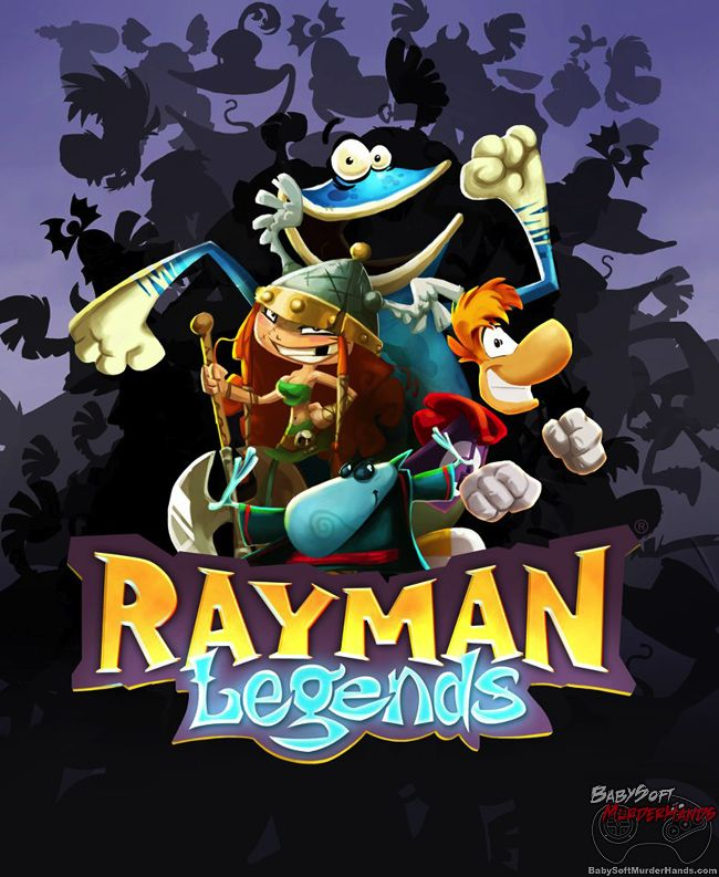 Rayman Legends New Release Date xbox 360 ps3 wii u